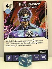 DC Dice Masters - #051 Kyle Rayner Hopeful Will - War of Light