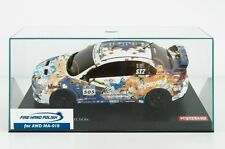 KYOSHO Auto Scale Collection - KYOSHO ALICE MOTORS LANCER EVO X MINI-Z BODY ONLY