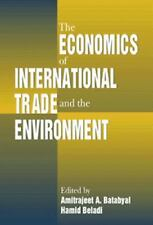 The Economics of International Trade and the Environment-ExLibrary