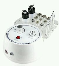 3in1 Diamond microdermabrasion machine. Spray clear skin pores. Home use