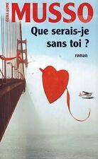 GUILLAUME MUSSO QUE SERAIS-JE SANS TOI? + PARIS POSTER GUIDE
