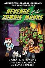 Revenge of the Zombie Monks : An Unofficial Graphic Novel for Minecrafters,...