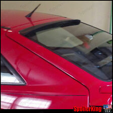 Volkswagen VW Corrado 1988-1995 Rear Hatch Window Roof Spoiler EURO WING