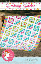 Quilt Pattern ~ GUMDROP GARDEN ~ by It's Sew Emma
