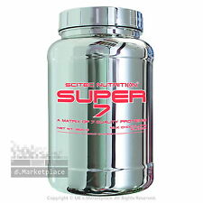 Scitec Nutrition SUPER-7 Milk Chocolate1300 g 43 servings7 Quality Proteins