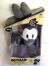 Disney Oswald Lucky Rabbit Special Edition 2007 Plush Before Mickey Mouse New