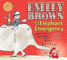 Emily Brown and the Elephant Emergency, Cowell, Cressida VERY GOOD PAPERBACK K3