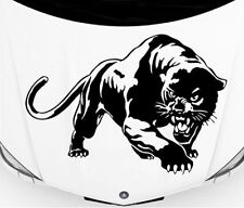Black Panther Car Tattoo Car Sticker Aufkleber Schmuck  60 cm Decal Auto