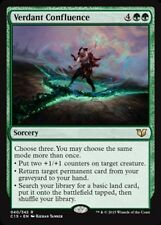 x1 Verdant Confluence MTG Commander 2015 M/NM, English