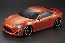 1:10 Lexan Body Karosserie Toyota 86 190MM CLEAR 48566