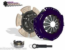 CLUTCH KIT STAGE 3 GEAR MASTERS FOR 04-06 MITSUBISHI LANCER 2.0L SOHC OZ RALLY