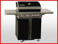 Coobinox Edelstahl Gasgrill 4 Brenner PIANO Griller BBQ Außenküche Grill Kitchen