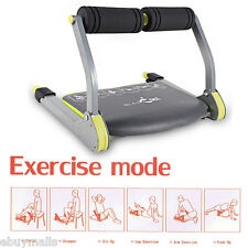 Home Gym Ab Equipment Body Exercise Fitness Abdominal Training Workout Machine