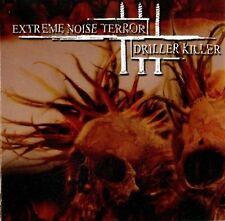 EXTREME Noise Terror/Driller Killer-Split [Ltd.] MCD