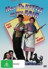Ma and Pa Kettle at the Fair - Marjorie Main NEW R4 DVD