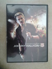 PO//40276//JOHNNY HALLYDAY STADE DE FRANCE 2009 TOUR 66 DVD en tbe