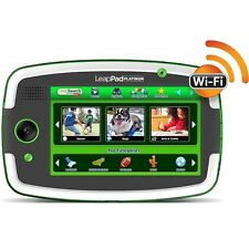 "Genuine LeapFrog LeapPad Platinum 7"" 8GB WiFi Kids Learning Tablet Green - UDAC"