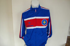 Adidas Originals #10 FRANCE E12 Retro Tracksuit Track Top Jacket Small Men