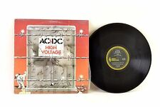 "AC/DC ‎– High Voltage – 12"" Vinyl LP Album Stereo – APLP-009"