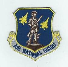 131st FIGHTER SQUADRON MINUTEMAN WITH F-15s patch