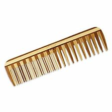 Comb  Large Wood Comb Wide Tooth  Fine Tooth Combination Bass Brushes 1 Comb
