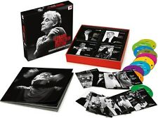 LEONARD BERNSTEIN - CONCERTOS & ORCHESTRAL WORKS - SONY - 80 CD BOX  Ltd.Edition