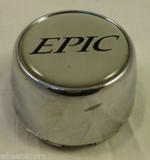 Epic Wheels Chrome Custom Wheel Center Cap Caps(1) # 899037