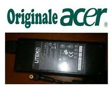 Caricabatterie alimentatore Acer Travelmate 4200 seires ORIGINALE 90W 19V 4.74A