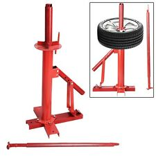 Auto Car Manual Portable Hand Tire Changer Bead Breaker Tool Mounting Home Shop