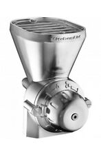 KitchenAid KGM Stand-Mixer Grain-Mill Attachment with cleaning brush BRAND NEW