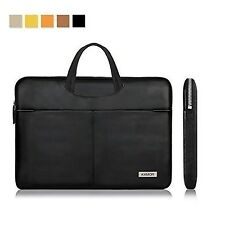 "Kamor 13 13.3"" MacBook Air/MacBook Pro Water-Resistant PU Leather Sleeve Case"