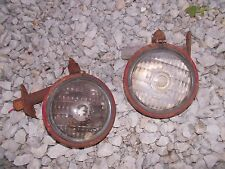 Farmall Cub 300 350 400 SM Tractor IH IHC front light & rear utility mount post