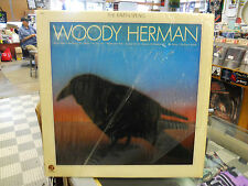 WOODY HERMAN THE RAVEN SPEAKS USED LP FANTASY 9416 VG++