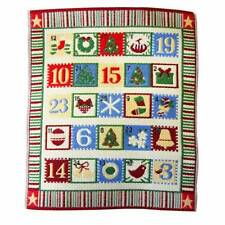 Dolls House Emporium 1:12th Scale Embroidered Advent Rug/Wall Hanging 1891 New