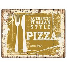 PP0938 PIZZA Parking Plate Chic Sign Home Restaurant Kitchen Decor  Gift