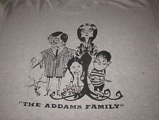 the ADDAMS FAMILY TEE SHIRT HARD TO FIND LARGE