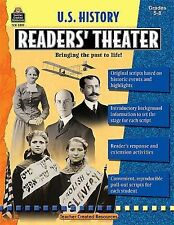 US History Readers' Theater : Grades 5 and Up by Robert W. Smith (2008,...