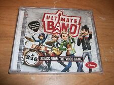 Disney Ultimate Band Songs From The Video Game (Music CD 2006) Sweet 16 NEW