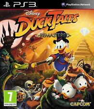 Ps3 gioco Ducktales Duck Valle Remastered Merce Nuova