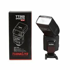 Godox TT560 Speedlite Flash Light for Canon Nikon Pentax Olympus Camera DSLR SLR