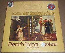 Fischer-Dieskau/Reimann LIEDER DER NEUDEUTSCHEN - EMI 1C 065-02 674 SEALED