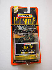 Matchbox - Humvee Premier Military Collection 1998 Limited Edition #36356
