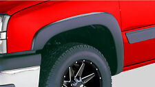 Fender Flares Fit Chevrolet Silverado 2500 HD OE Style Paintable Black Matte