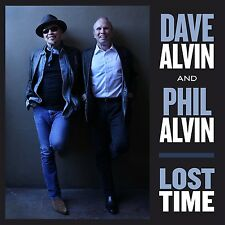 DAVE ALVIN & PHIL ALVIN- LOST TIME  CD NEU