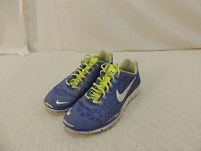 Women's 11 Nike Free Run 5.0 Tri Fit 3 Breathe Athletic Shoes 579968-500 50745