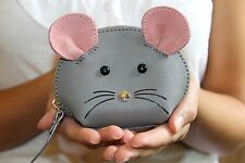 """GIFT BOX!!! SOLD OUT! Kate Spade New York """"CAT'S MEOW MOUSE"""" Coin Purse, NWOT"""