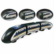 Solar Powered Toy Train DIY educational kit, Easy to build Bullet Train Science