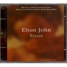 MAXI CD Elton JOHN Please 4 tracks jewel case +++++++++