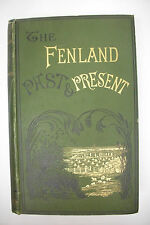 1878 First Edition THE FENLAND *History*Churches*Great Britain*Wash*Wisbech+++