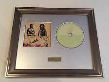 SIGNED/AUTOGRAPHED  THE GOASST - MIDNIGHT SUN FRAMED CD PRESENTATION.SEAN LENNON